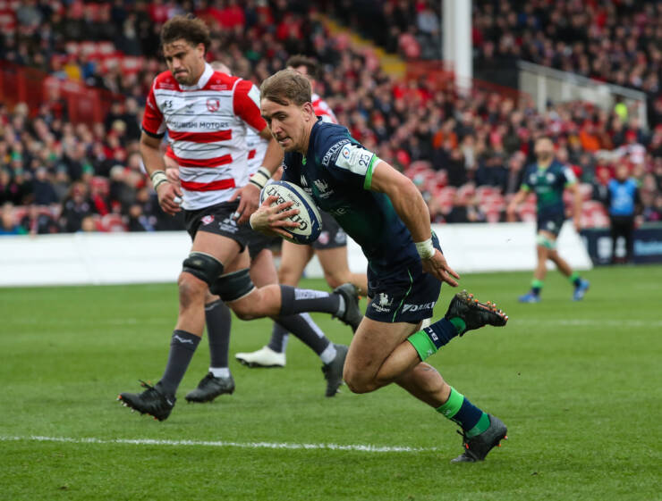 Friend Calls For Better Execution After Connacht Go Down To Gloucester
