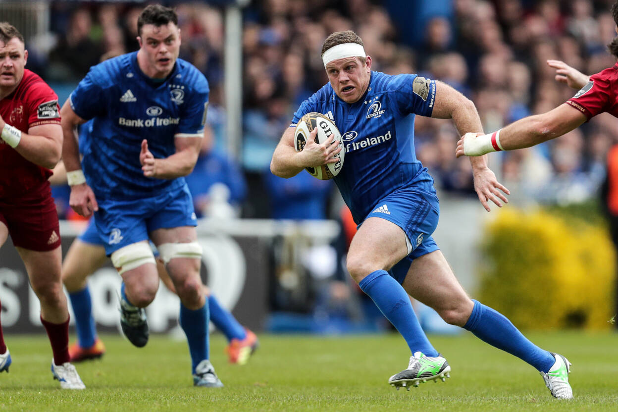 Cronin Returns To Leinster Line-Up For First Festive Derby