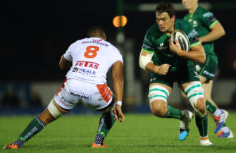 Roux To Captain Connacht On His 100th Appearance