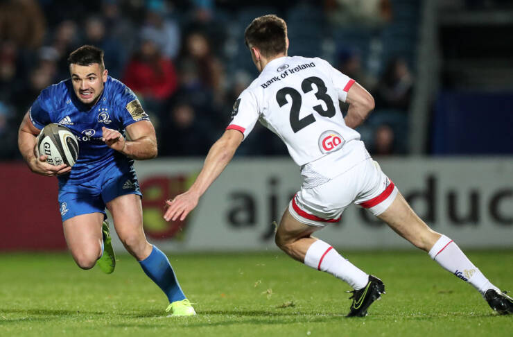 Leinster And Ulster Equal PRO14 Record In 14-Try Interpro Derby
