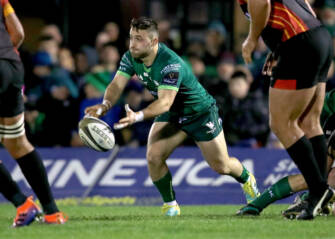 Blade Steps Into Captaincy Role For Connacht