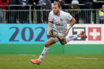 Addison Back From Suspension For Ulster