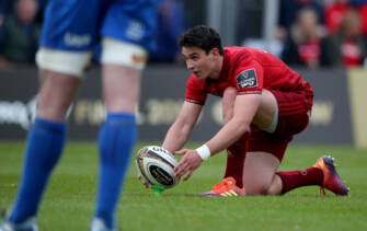Carbery Returns For Munster's Festive Clash With Leinster