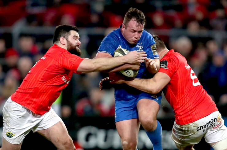 Byrne Try Proves The Difference As Leinster Prevail In Thomond
