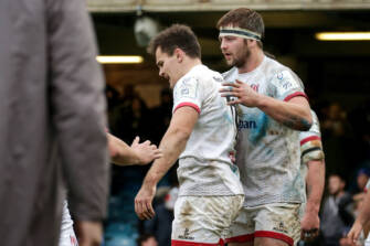 Ulster Add Henderson, Stockdale And Timoney To Starting XV