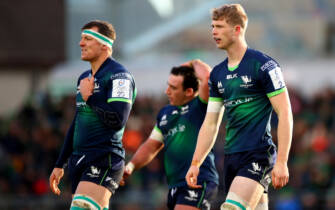 Murray And Thornbury Pair Up In Connacht's Second Row