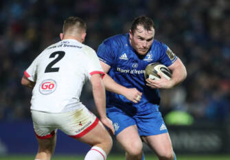 Leinster Make 14 Changes For 2020 Opener Against Connacht