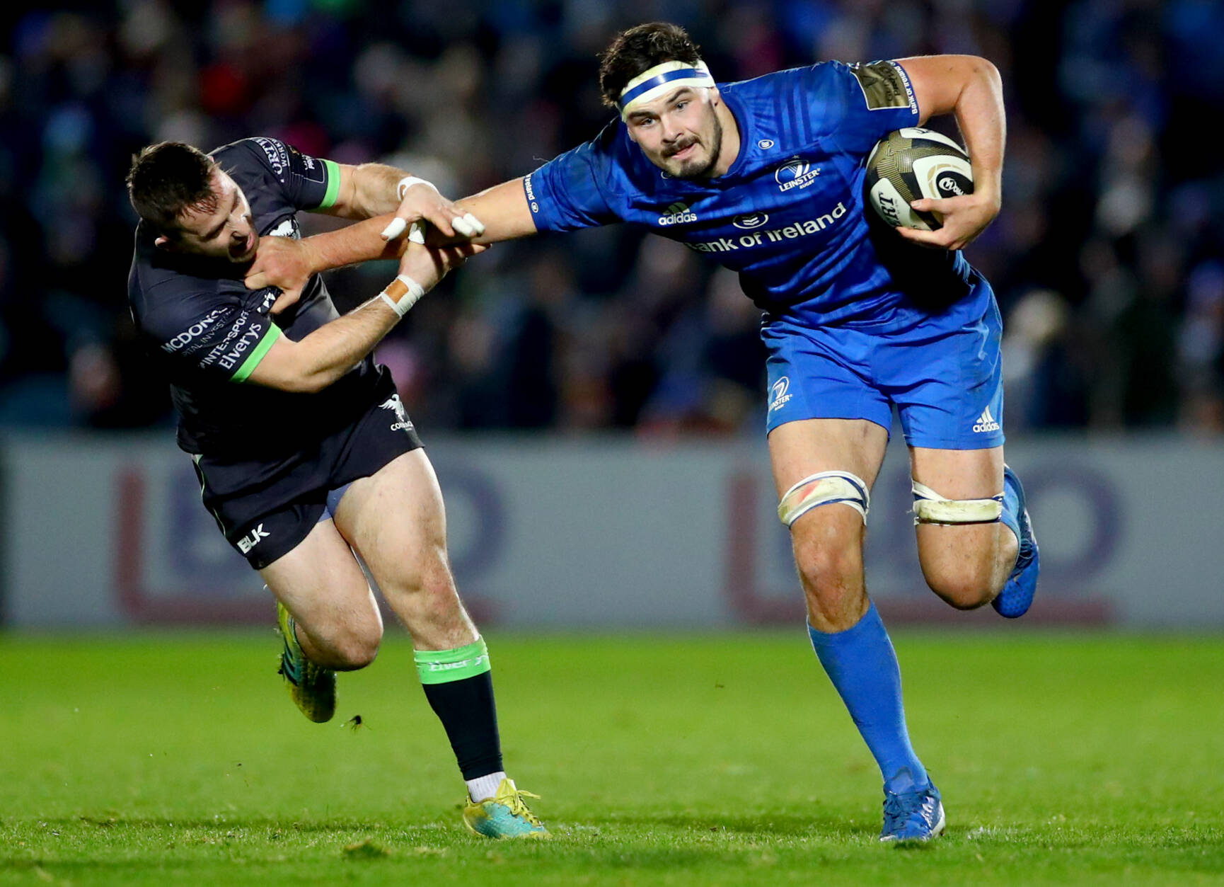 Leinster Finish Festive Derbies With Eight-Try Blitz