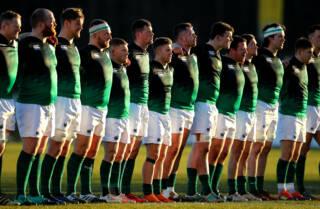 Ireland Club Team