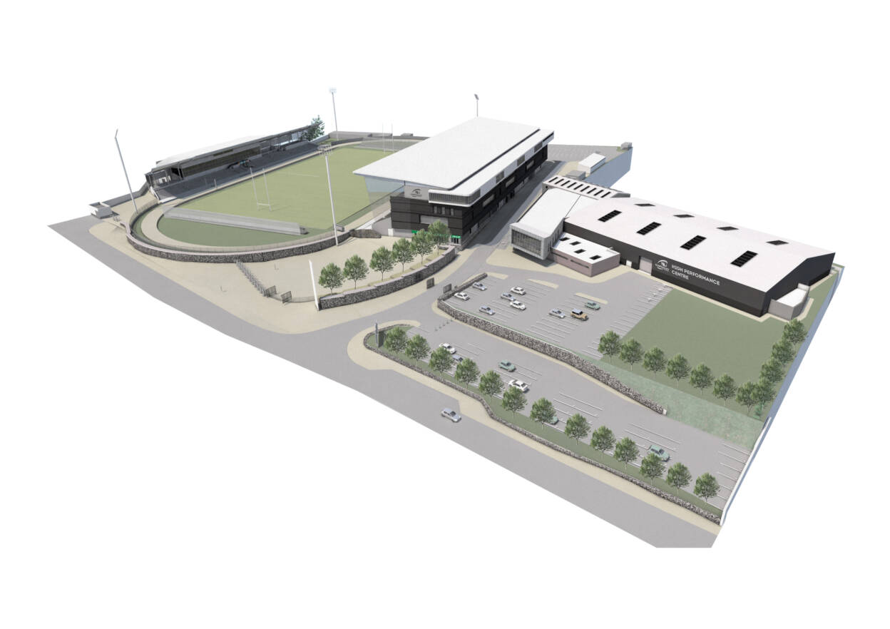State Investment Of €20 Million Announced For Sportsground Redevelopment