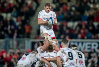 Ulster Add Coetzee And Murphy For Clermont Trip