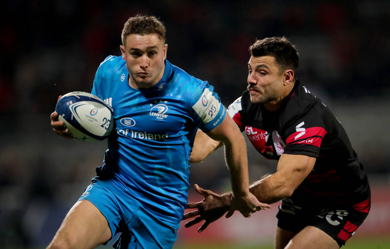 Leinster Make Eight Changes For Final Home Pool Game