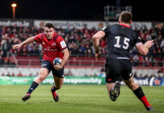 Niall Scannell To Reach 100 Caps For Munster In Paris