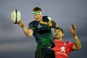 Three-Try Defeat Knocks Connacht Out Of Europe