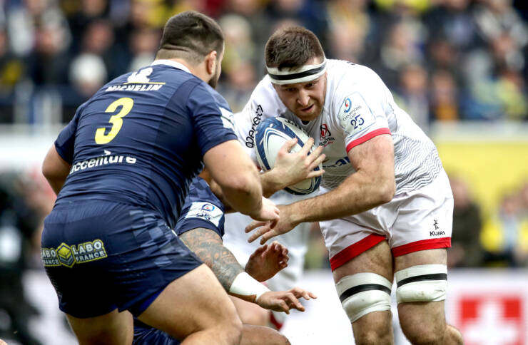 Ulster 'Didn't Make Pressure Pay' As Winning Run Is Ended By Clermont
