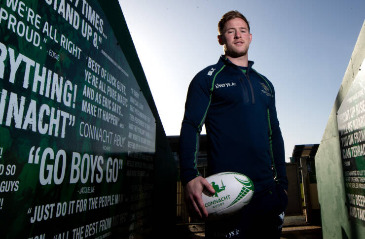 Connacht Welcome Back Marmion For Montpellier Match