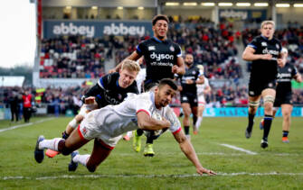 Ulster Come Through Bath Battle To Book Quarter-Final Berth