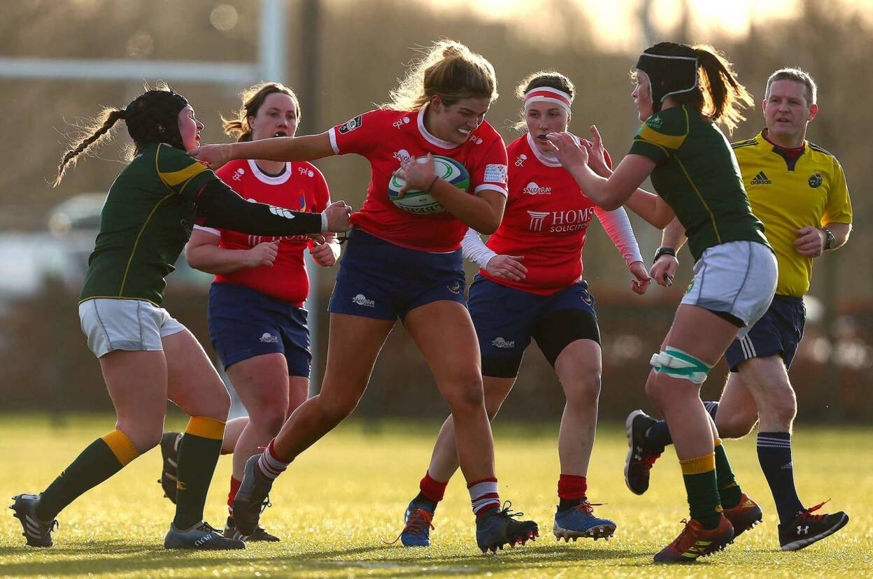 Energia Women's All-Ireland League: Round 9 Results