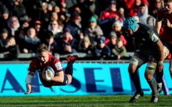 Casey Chips In With Try-Scoring Cameo In Runaway Munster Win