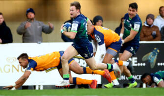 Connacht Fall Short In France But Turn In 'Much Better Performance'