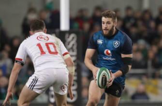 McCloskey Added To Ireland Squad
