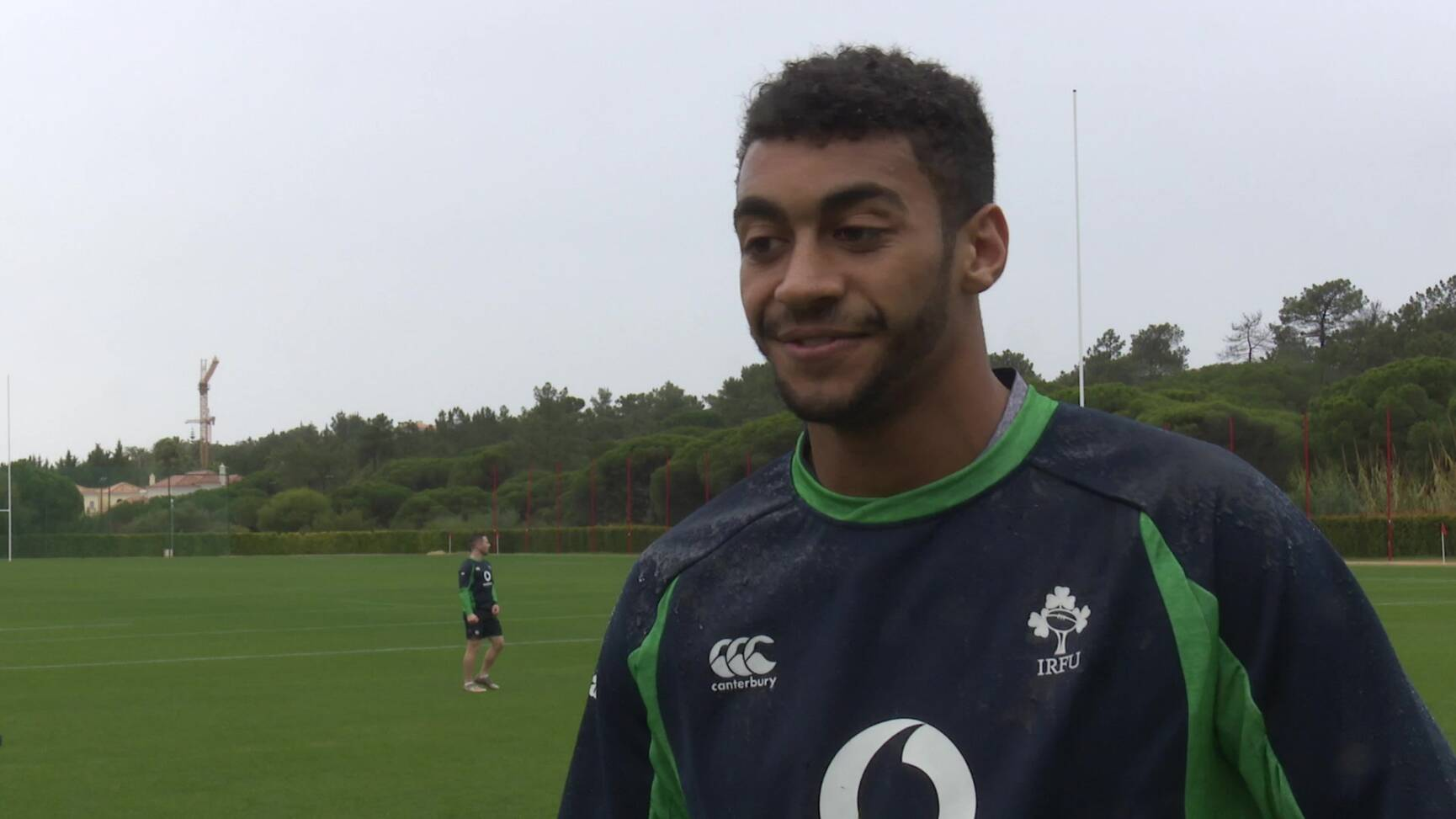 Baloucoune Excited About Ireland Call Up