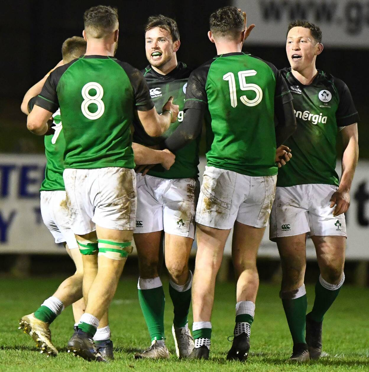 Two Changes To Ireland Club XV For 2020 Series Decider