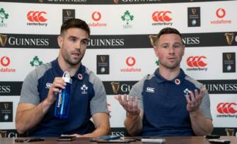 Conor Murray and John Cooney 3/2/2020