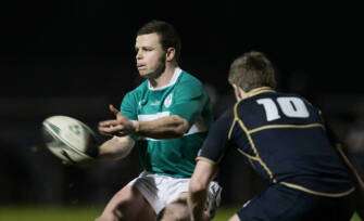 Record Caps Haul For Hurley With Ireland Club XV