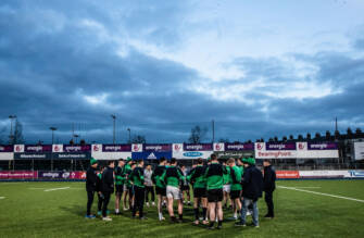Ireland Club XV Looking For Buzz At Energia Park