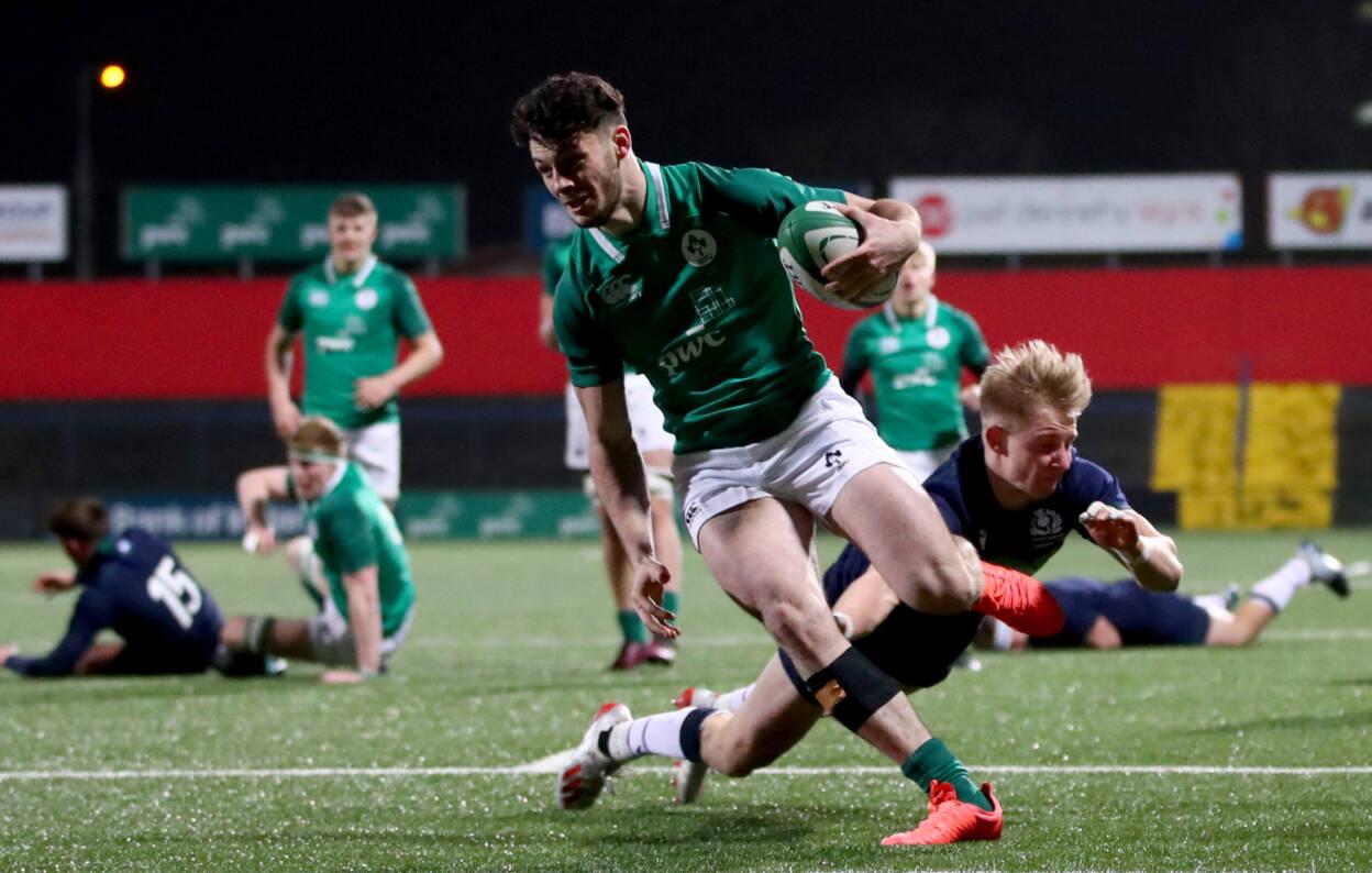 100/% Ireland Six Nations 2018 GRAND SLAM WINNERS Mens Rugby T-Shirt