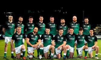 Ireland Club XV Win Series And Retain Dalriada Cup