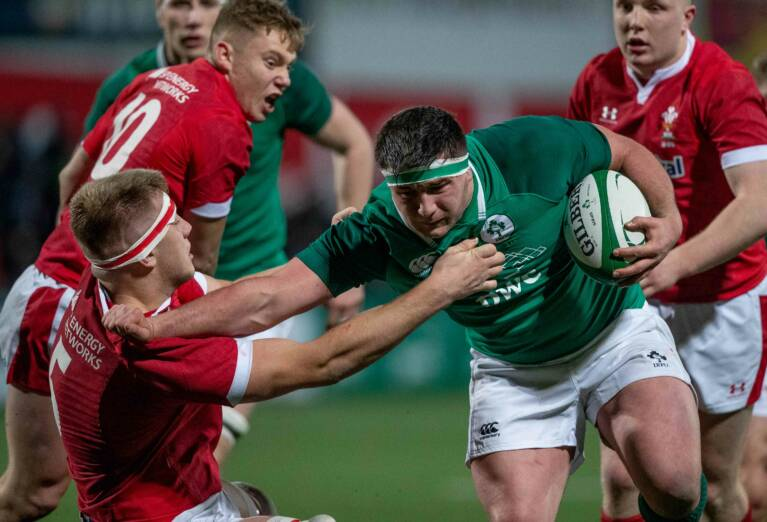 Image result for Ireland under 20 rugby