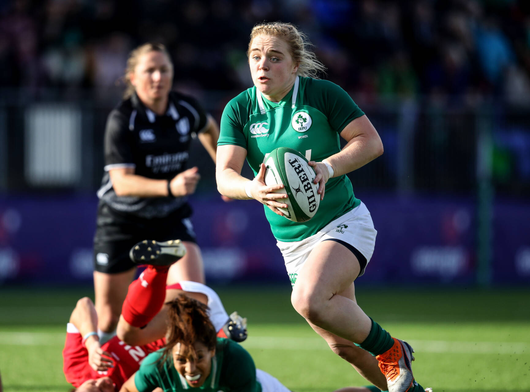 Ireland Women March Past Wales In Powerful Five-Try Performance
