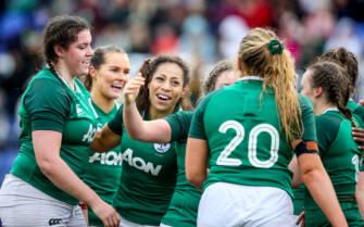 Tunnel Cam: Ireland Women v Wales Women