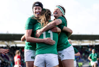 'We're Feeding Off Each Other' – McMahon On Building Momentum
