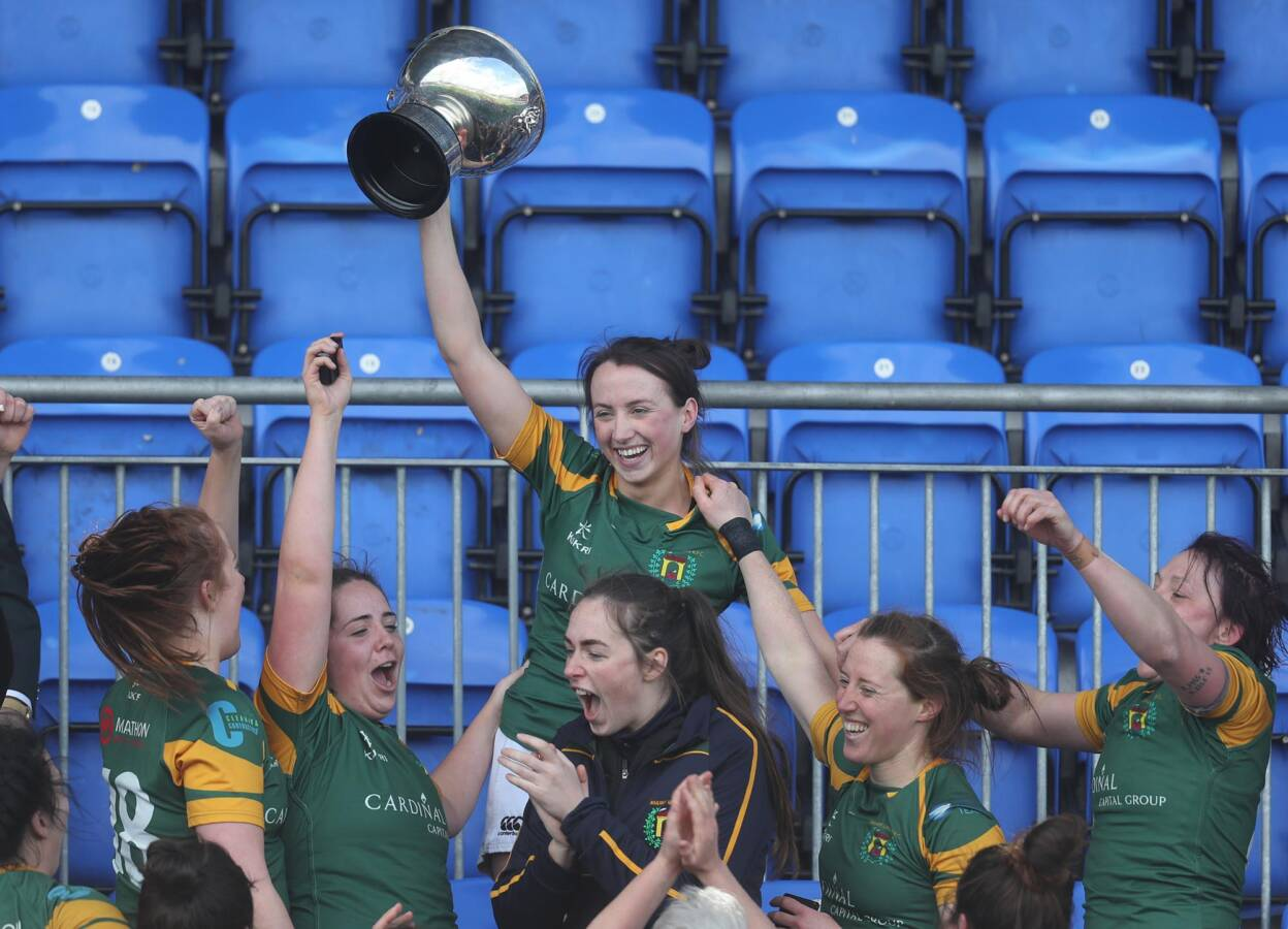 Railway Union And Suttonians Target Record Crowd In Energia Women's All-Ireland League