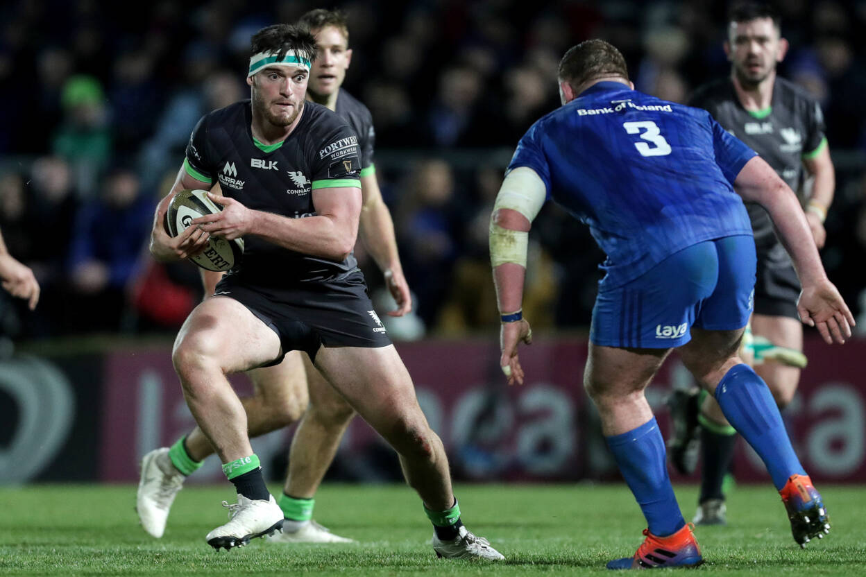 Connacht Confirm Five Contract Extensions Ahead Of Next Season