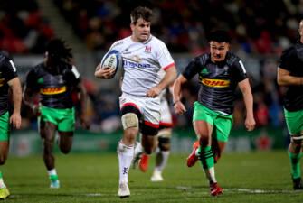 Ludik Slots Back In For Ulster's Swansea Trip
