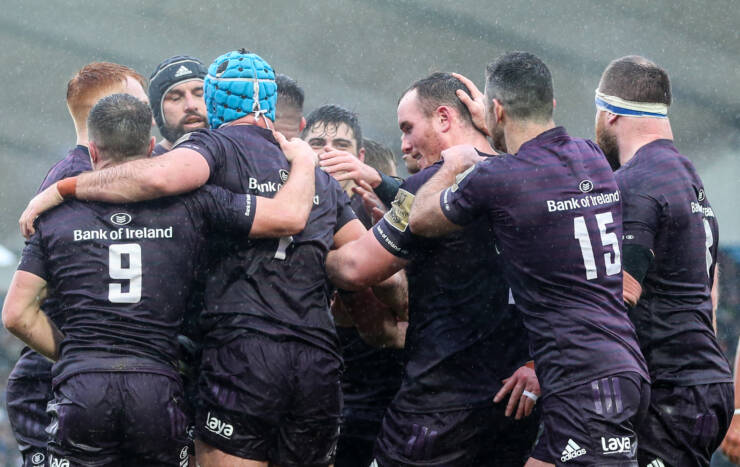 Leinster Extend Conference Lead With Five-Try Dismissal Of Cheetahs