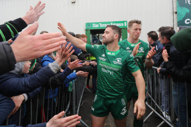 Boost For Connacht As Blade And Healy Extend Contracts