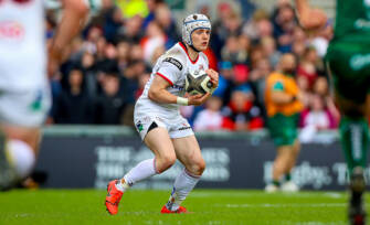 Ulster Bring In Hume And Lowry For Cheetahs Clash