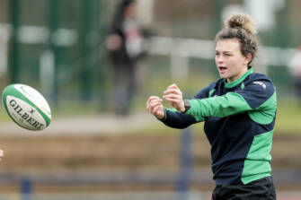 Ireland Women Hold Captain's Run In Doncaster