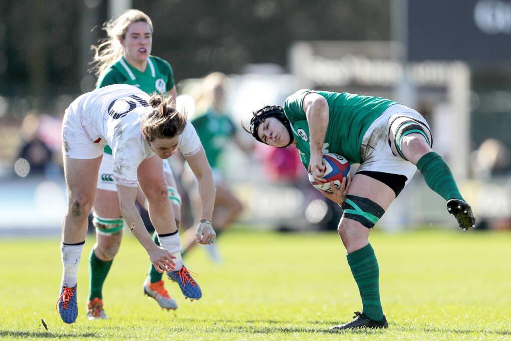 Ireland Women Show Defensive Grit In Improved Second Half Display