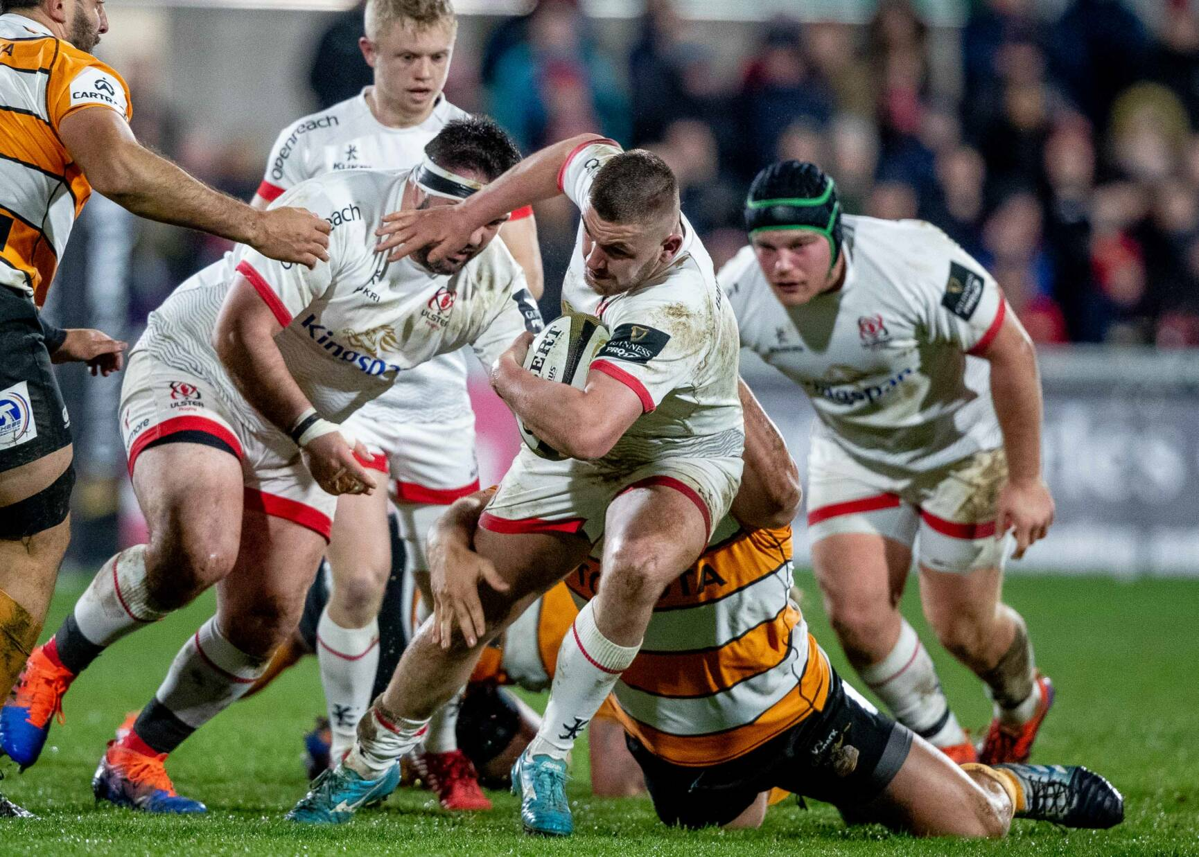 Johnston To The Fore As Ulster Bounce Back To Winning Ways