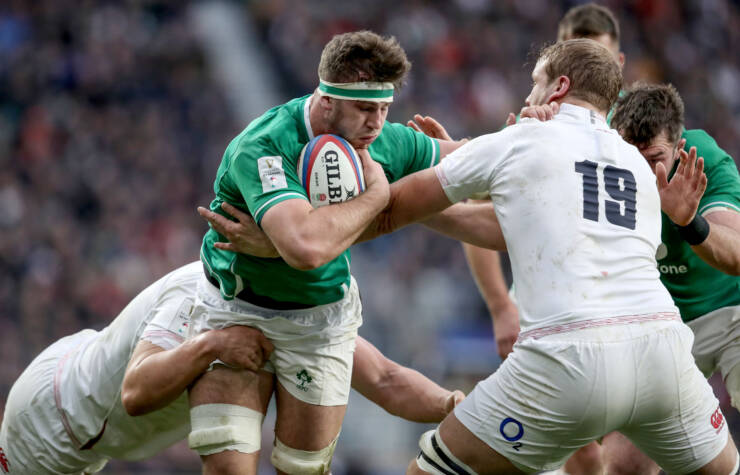 Damage Done In First Half As Ireland Endure Disappointing Twickenham Defeat