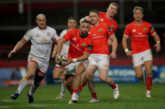 Mathewson To Join Ulster On One-Year Deal