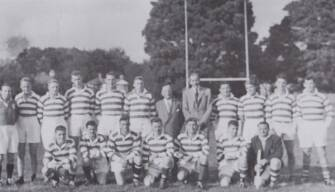 Digitising Rugby History – Omagh Academicals RFC