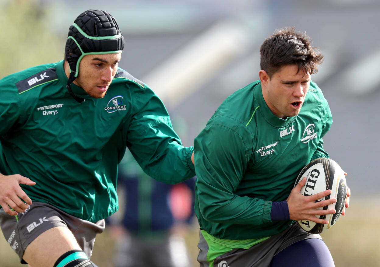 Ultan Dillane and Dave Heffernan to return to the Connacht squad in order to travel to South Africa
