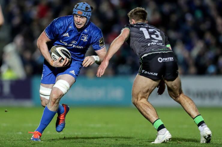 Leinster Bring In Baird For Second Senior Start
